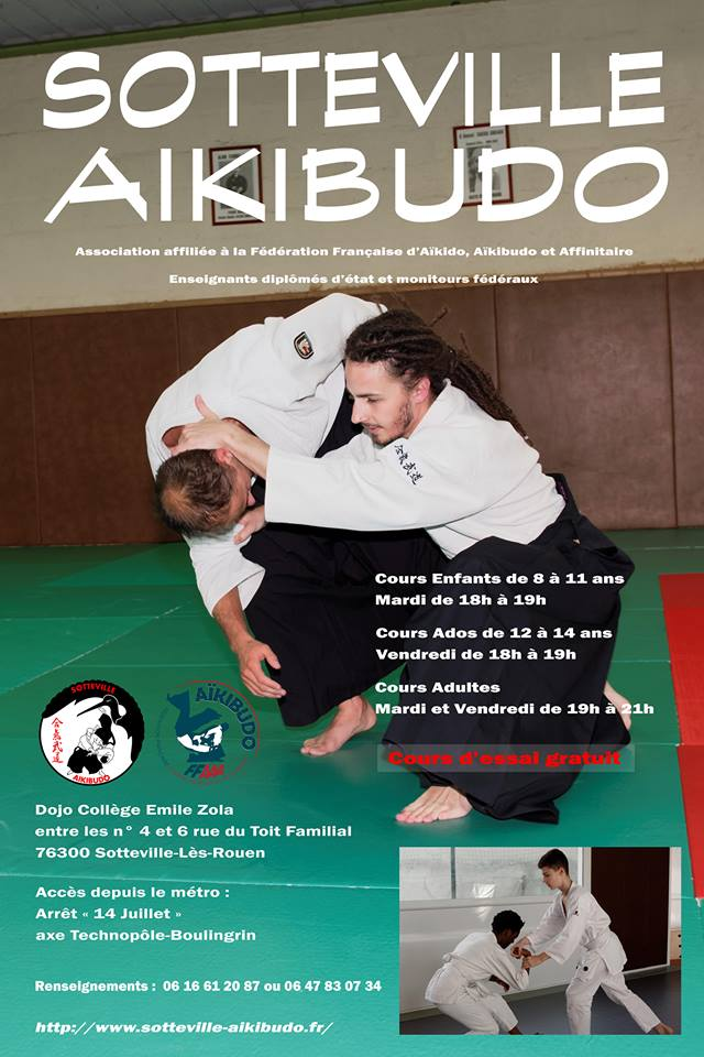 Sotteville Aikiduo 2016